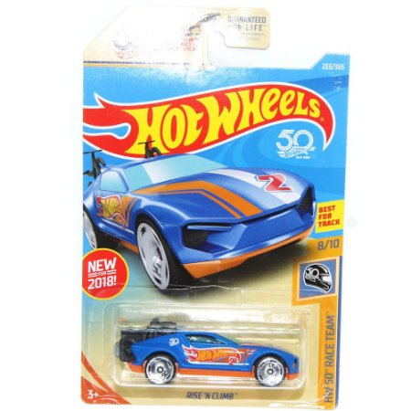 Rise 'N Climb 1/64 Hot Wheels
