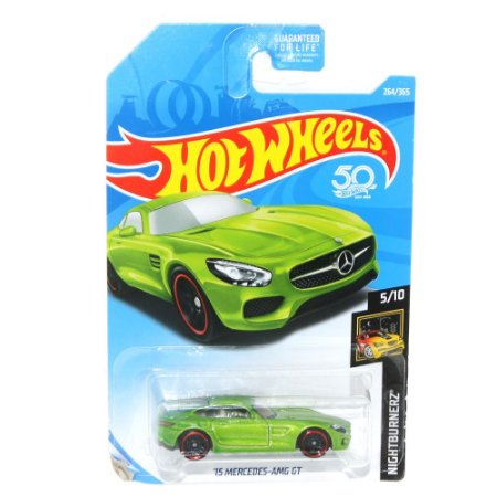 Mercedes-AMG GT 1/64 Hot Wheels