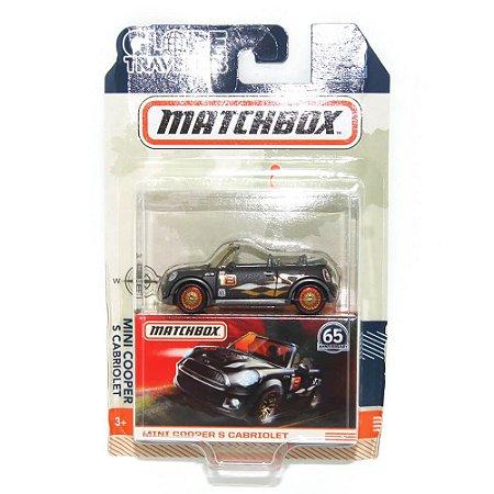 Mini Cooper S Cabriolet 1/64 Matchbox