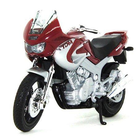 Moto Yamaha TDM850 1/18 Welly California Cycle