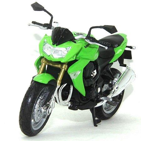 Moto Kawasaki Z1000 1/18 Welly California Cycle