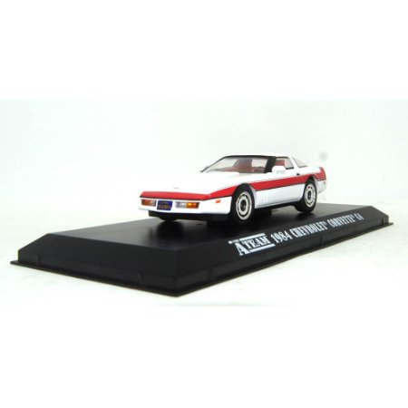 Chevrolet Corvette C4 1984 Esquadrão Classe A 1/43 Greenlight