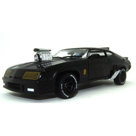 Ford Falcon XB 1973 V8 Interceptor Mad Max 1/24 Greenlight