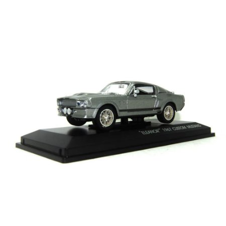 Ford Mustang 1967 Eleanor 60 Segundos 1/43 Greenlight