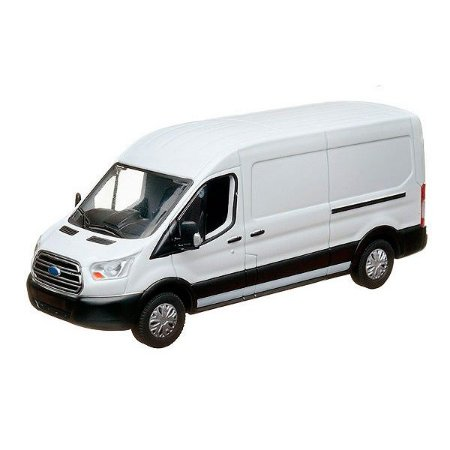 Ford Transit 2015 Built Tough 1/43 Greenlight
