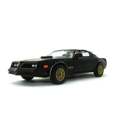 Pontiac Trans AM 1977 Smokey and the Bandit 1/24 Greenlight