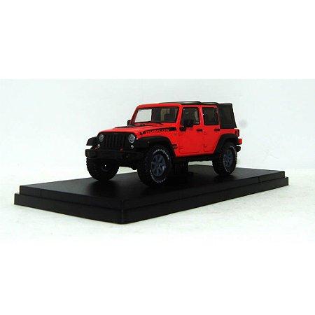 Jeep Wrangler Unlimited Rubicon Recon 1/43 Greenlight