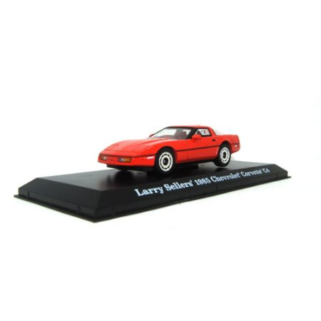 Larry Sellers' Chevrolet Corvette 1985 C4 1/43 Greenlight