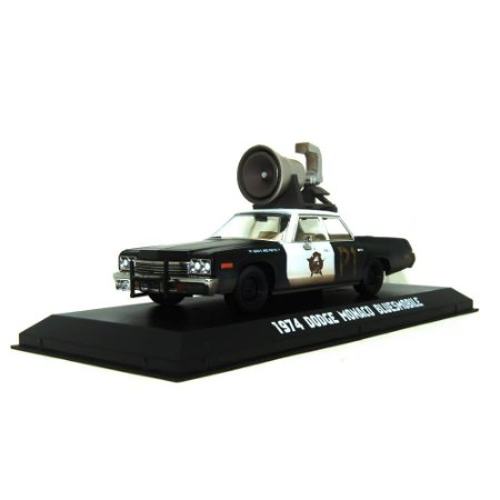 Dodge Monaco Bluesmobile The Blues Brothers 1/43 Greenlight