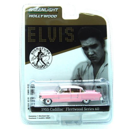 Cadillac Fleetwood Series 60 Elvis 1/64 Greenlight