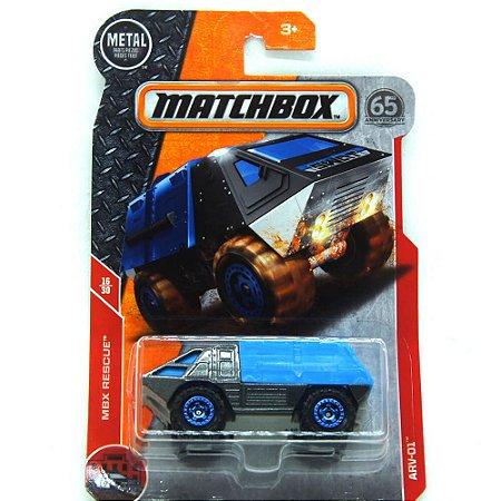 ARV-01 MBX Rescue 1/64 Matchbox