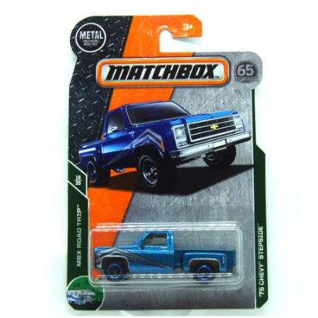 Chevrolet Stepside 1975 MBX Road Trip 1/64 Matchbox
