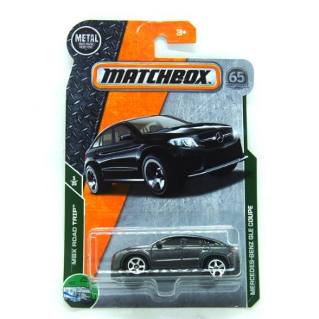 Mercedes-Benz GLE Coupe MBX Road Trip 1/64 Matchbox