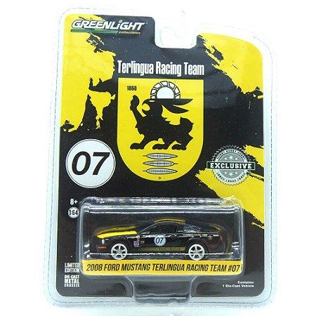 Ford Mustang Terlingua Racing Team #07 2008 1/64 Greenlight