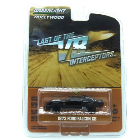 Ford Falcon XB 1973 Last Of The V8 Interceptors 1/64 Greenlight