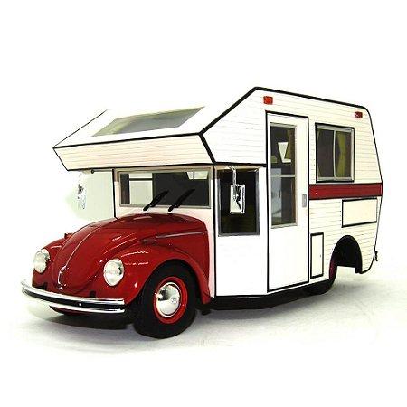 Volkswagen Fusca Motorhome 1/18 Schuco Pro.R18