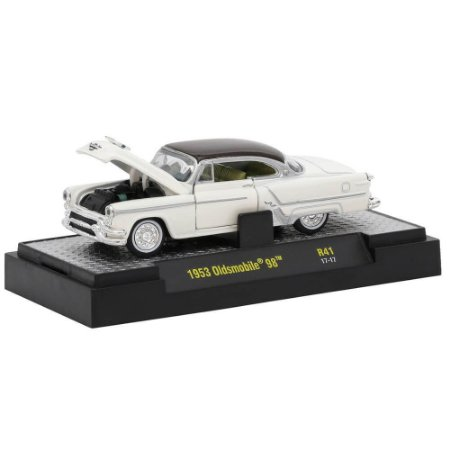 Oldsmobile 98 1953 Auto-Thentics R41 1/64 M2 Machines