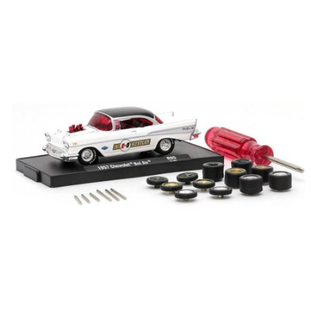 Chevrolet Bel Air 1957 Auto Wheels 05 1/64 M2 Machines
