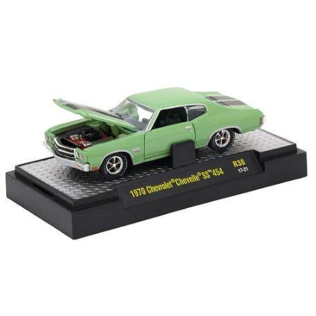 Chevrollet Chevelle SS 454 1970 Detroit-Muscle R38 1/64 M2 Machines