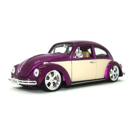Volkswagen Fusca Low Rider Hot Rider 1/24 Welly
