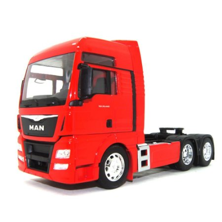 Caminhão Man TGX SH Models 1/32 Welly