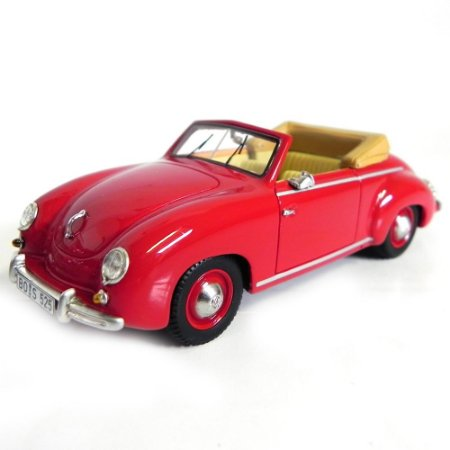 Volkswagen Dannenhauer Und Stauss Cabriolet 1954 1/43 Bos