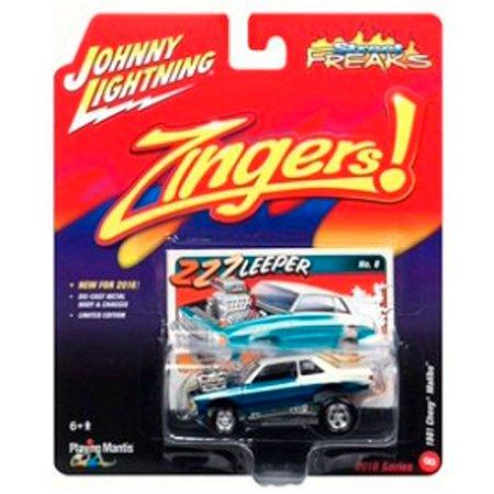 Chevy Malibu 1981 Zingers! 1/64 Johnny Lightning