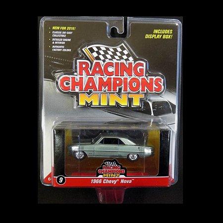 Chevy Nova 1966 Racing Champions Mint 1/64 Johnny Lightning