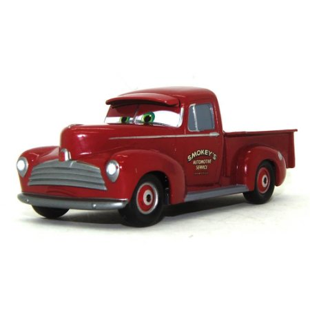 Smokey Automotive Service Disney Pixar Carros 3 1/43