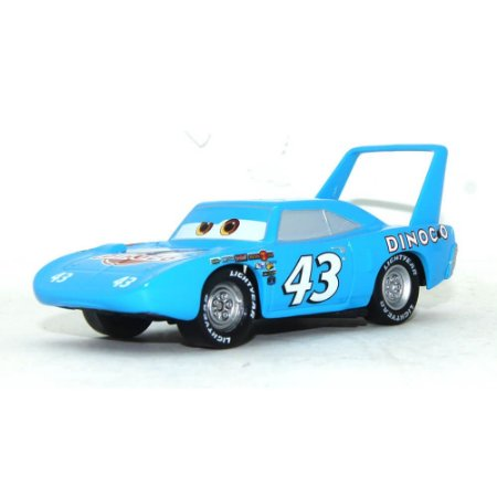 The King Disney Pixar Carros 1/43 Com Fricção