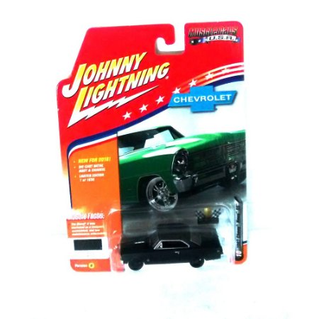 Chevy Nova SS 1967 Muscle Cars USA D 1/64 Johnny Lightning