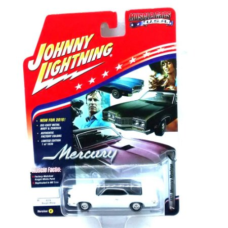 Mercury Montego 1971 Muscle Cars USA C 1/64 Johnny Lightning