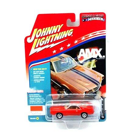 AMC AMX 1969 Muscle Cars USA A 1/64 Johnny Lightning