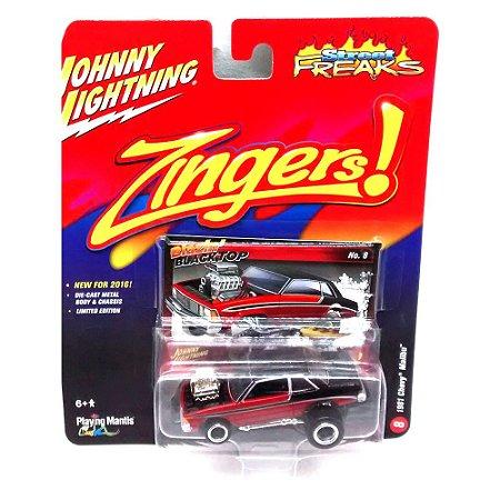 Chevy Malibu 1981 Zingers! C 1/64 Johnny Lightning