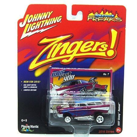 Chevy nomad 1957 Zingers! C 1/64 Johnny Lightning