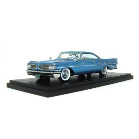 Pontiac Boneville Hardtop, Light Blue 1/43 Neo Scale Models