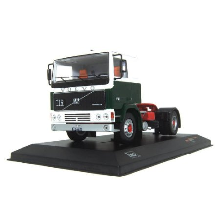 Caminhão Volvo F10 1983 1/43 Ixo