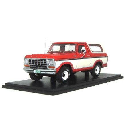 Ford Bronco 1/43 Neo