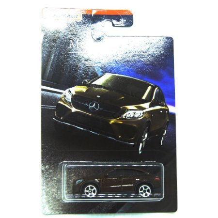 Mercedes-Benz GLE Coupe 2015 1/64 Matchbox Exclusivo Walmart