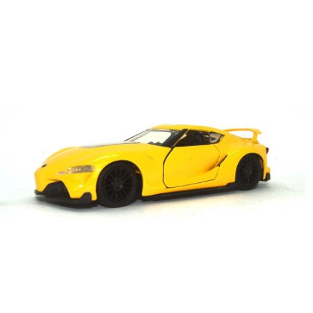 Toyota FT-1 Concept Amarelo JDM Tuners 1/32 Jada Toys