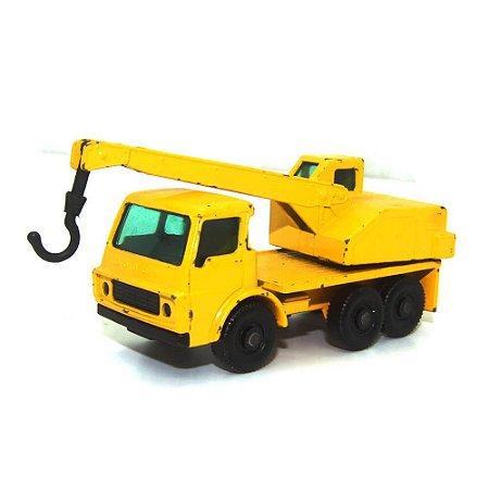 Crane Truck N° 63 1/64 Matchbox Anos 60