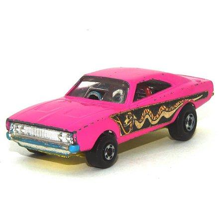 Dodge Dragster A Nº70 1/64 Matchbox Anos 70