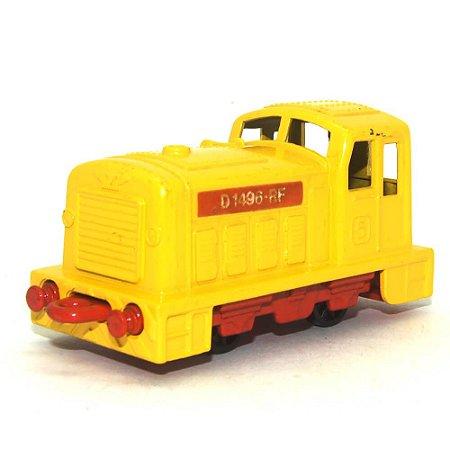 Diesel Shunter Nº24 1/64 Matchbox Anos 70 amarelo