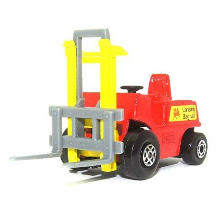 Fork Lift Truck Nº15 1/64 Matchbox Anos 70