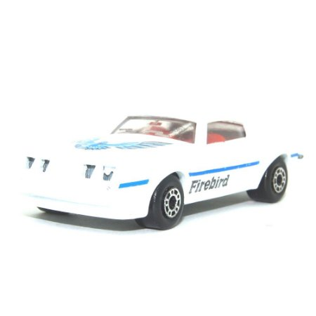 Pontiac Nº16 1/64 Matchbox Anos 70 branco