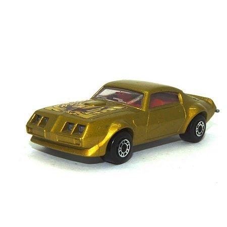 Pontiac Nº16 1/64 Matchbox Anos 70 ouro