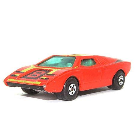 Lamborghini Nº27 1/64 Matchbox Anos 70