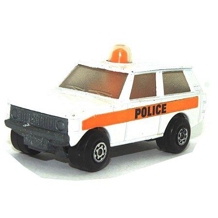 Police Patrol Nº20 1/64 Matchbox Anos 70 B