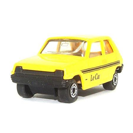 Renault 5TL Nº21 1/64 Matchbox Anos 70