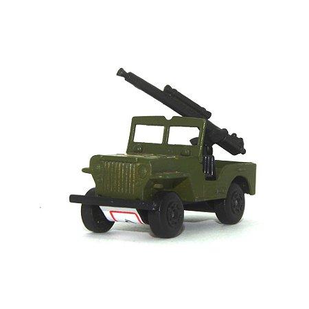 Armoured Jeep Nº38 1/64 Matchbox Anos 70